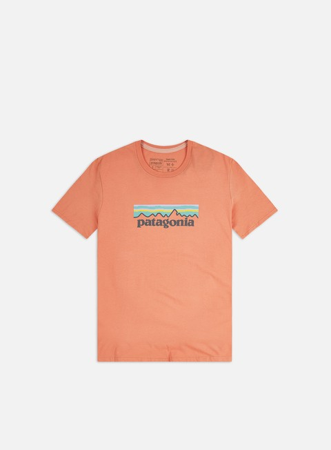 Outlet e Saldi T-shirt a Manica Corta Patagonia WMNS Pastel P-6 Logo T-shirt