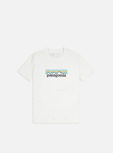 Short Sleeve T-shirts Patagonia WMNS Pastel P-6 Logo T-shirt