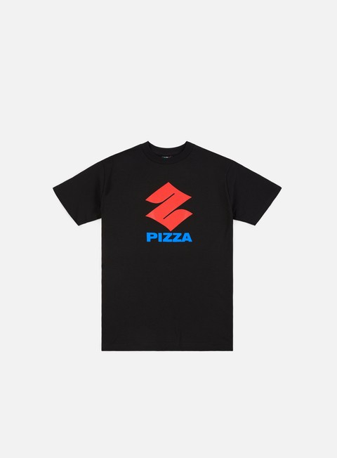 t shirt pizza skateboards pizuki t shirt black