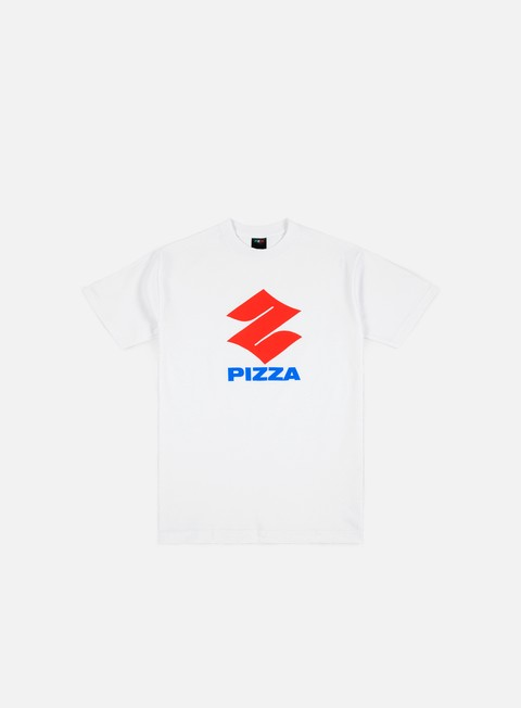 t shirt pizza skateboards pizuki t shirt white