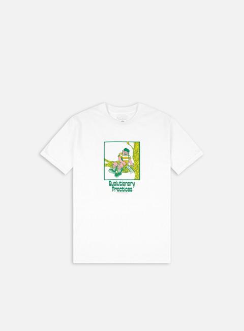 Playdude Evolutionary Practices T-shirt