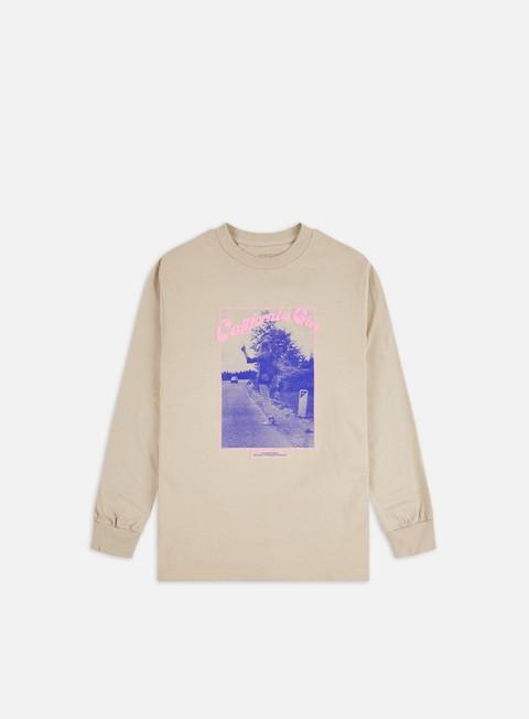 T-shirt a Manica Lunga Playdude Hitchhiker LS T-shirt