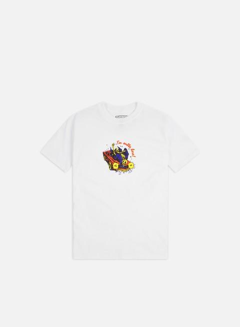 Short Sleeve T-shirts Playdude Outta Here T-shirt