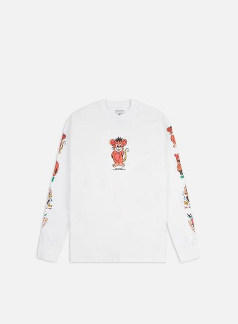 Long Sleeve T-shirts Playdude Rat LS T-shirt