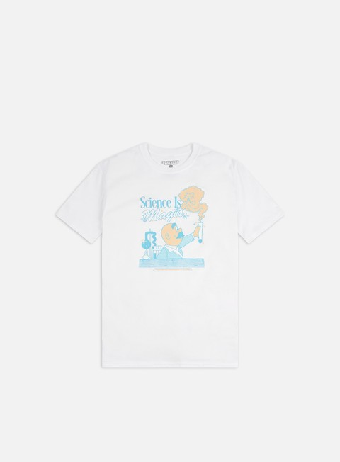 T-shirt a Manica Corta Playdude Science Magic T-shirt