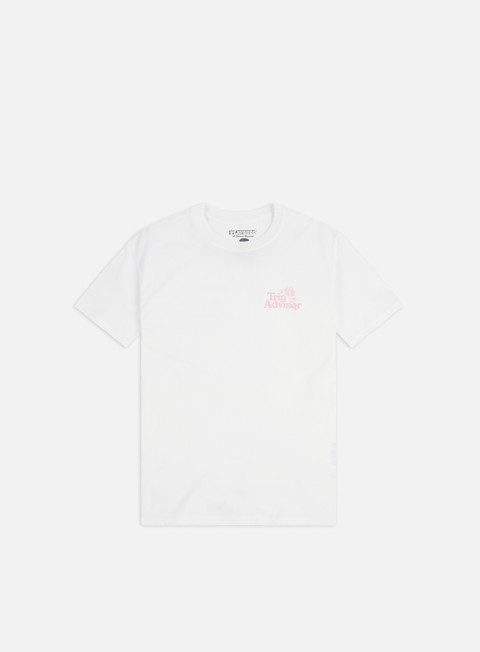 Outlet e Saldi T-shirt a Manica Corta Playdude Trip Advisor T-shirt