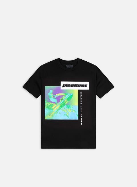 Short sleeve T-shirts Pleasures K Hole T-shirt