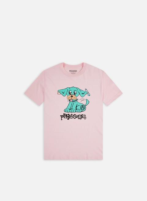 Short sleeve T-shirts Pleasures Ruff T-shirt