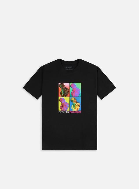 T-shirt a manica corta Pleasures Technique T-shirt