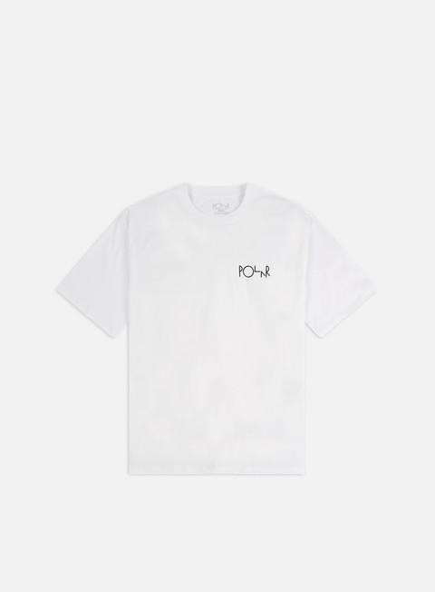 Short Sleeve T-shirts Polar Skate ACAB Fill Logo T-shirt