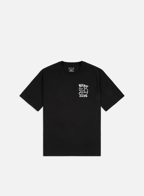 Outlet e Saldi T-shirt a Manica Corta Polar Skate Big Boy Club T-shirt