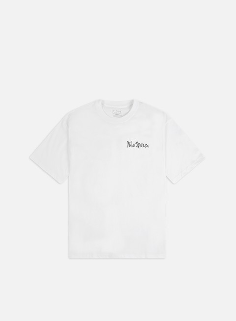 Short Sleeve T-shirts Polar Skate Bistro T-shirt