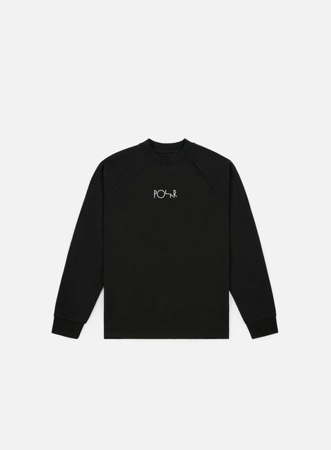Long Sleeve T-shirts Polar Skate Default LS T-shirt