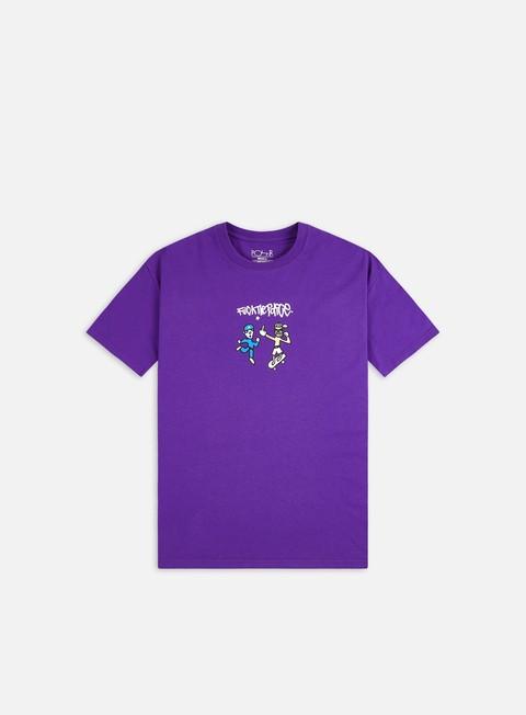 Short sleeve T-shirts Polar Skate FTP T-shirt