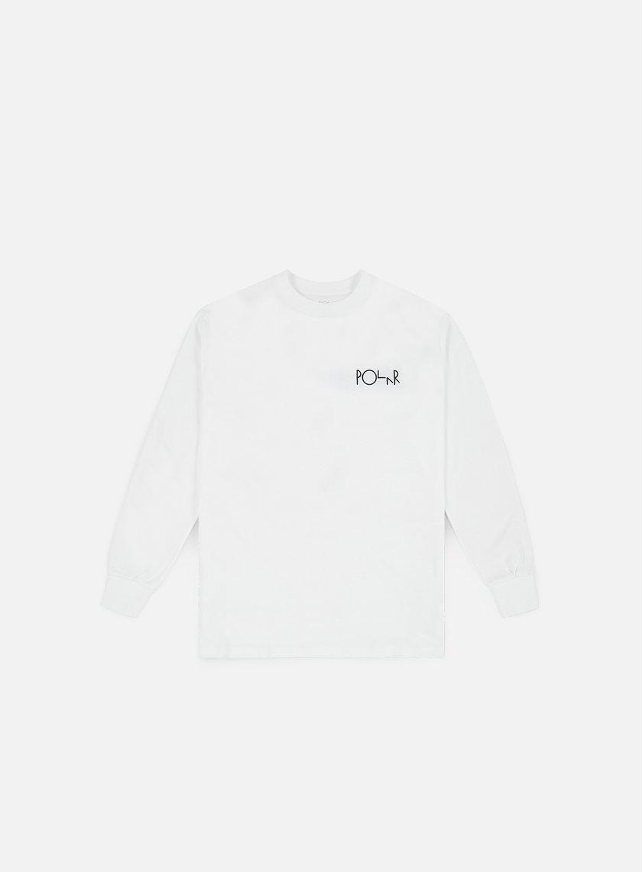 Polar Skate Lambo Life Fill Logo LS T-shirt