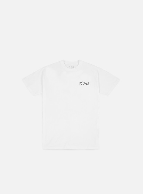 Short Sleeve T-shirts Polar Skate Lambo Life Fill Logo T-shirt