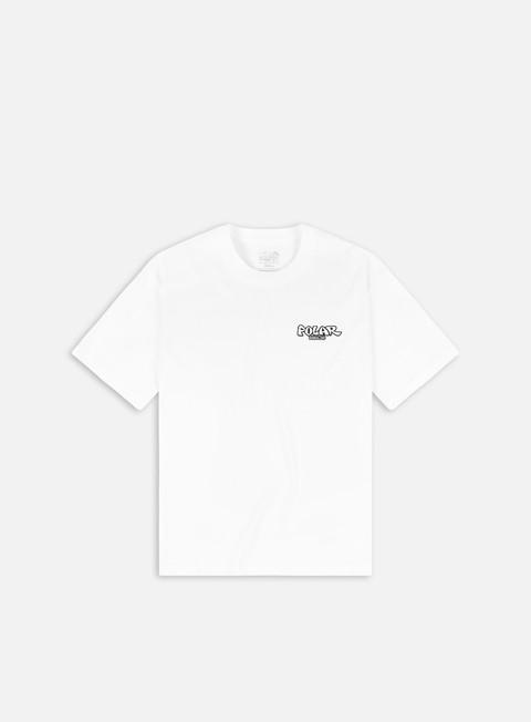 Short sleeve T-shirts Polar Skate Mt. Fuji T-shirt