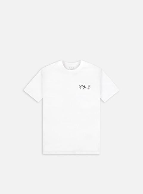 Logo T-shirts Polar Skate Notre Dame Fill Logo T-shirt