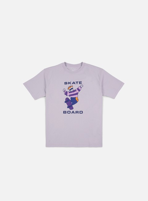 t shirt polar skate paul t shirt xenon blue