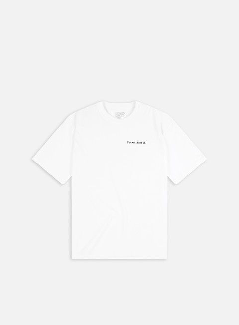 Short sleeve T-shirts Polar Skate Rock'n'Roll T-shirt