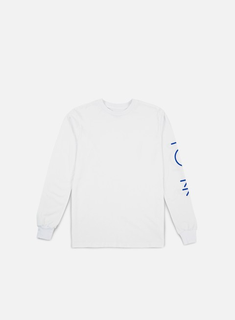 Sale Outlet Long Sleeve T-shirts Polar Skate Script Logo LS T-shirt