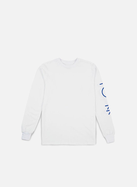 Polar Skate Script Logo LS T-shirt