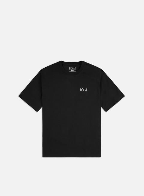 Short Sleeve T-shirts Polar Skate Script T-shirt