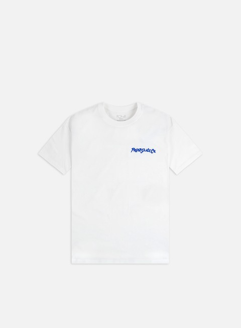 Short Sleeve T-shirts Polar Skate Shin T-shirt