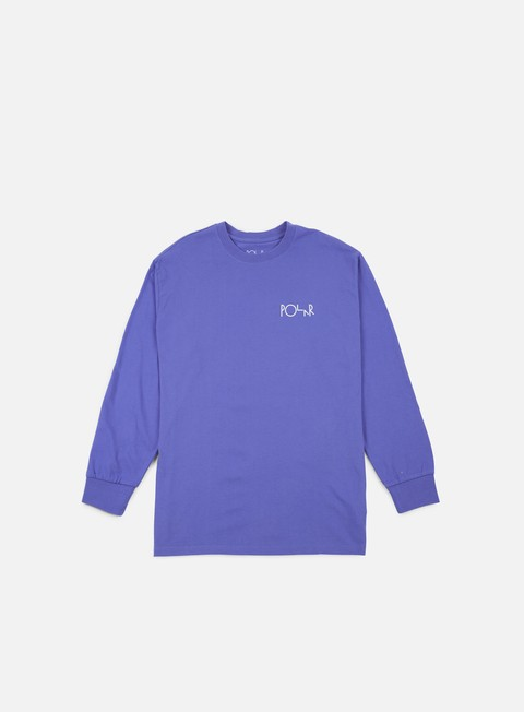 Outlet e Saldi T-shirt a Manica Lunga Polar Skate Stroke Logo LS T-shirt
