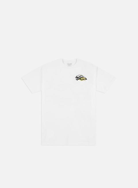 Outlet e Saldi T-shirt a Manica Corta Polar Skate Thashcan T-shirt