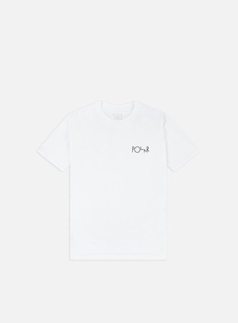 Short Sleeve T-shirts Polar Skate TK Fill Logo T-shirt