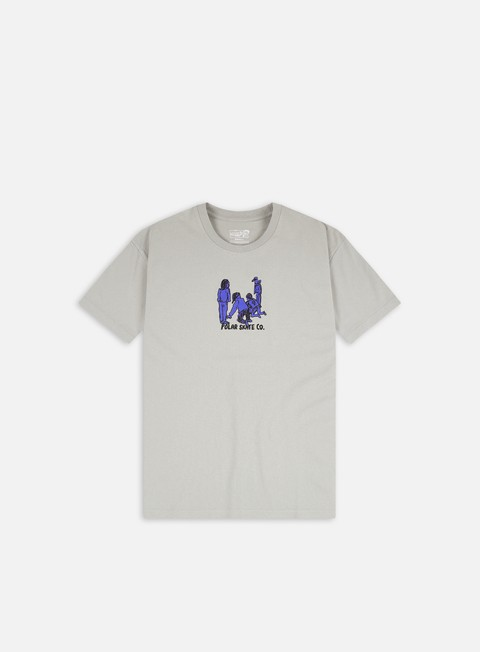 Short sleeve T-shirts Polar Skate Up To No Good T-shirt