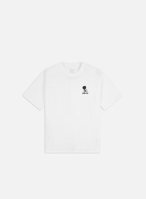 Short Sleeve T-shirts Polar Skate Weight T-shirt