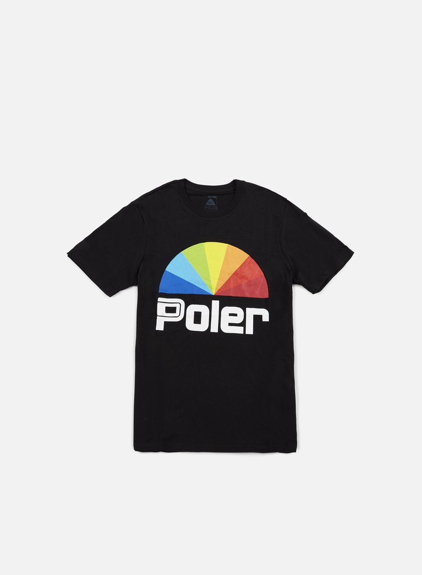 Poler - 35 Mm T-shirt, Black