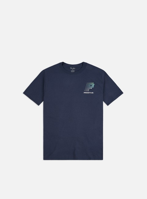 Outlet e Saldi T-shirt a Manica Corta Primitive Connection T-shirt