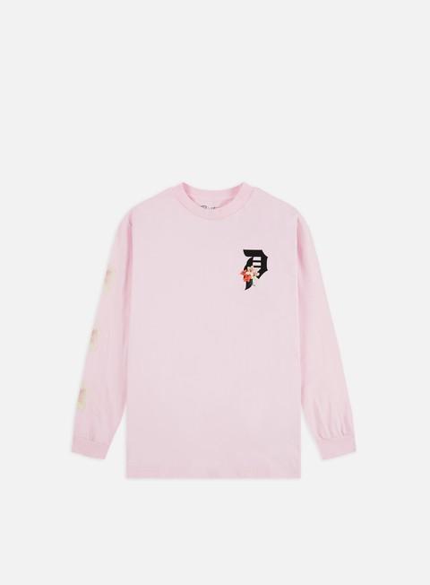Outlet e Saldi T-shirt a Manica Lunga Primitive Dirty P Lily LS T-shirt