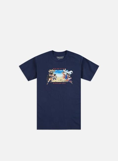 Outlet e Saldi T-shirt a manica corta Primitive Dragon Ball Z Battle T-shirt