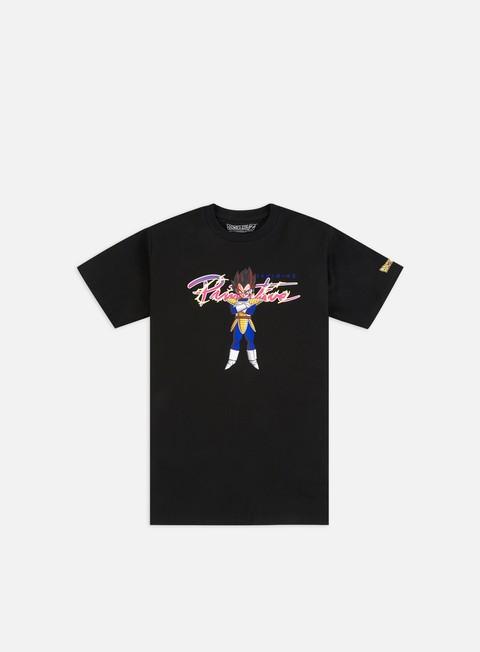 Outlet e Saldi T-shirt a Manica Corta Primitive Dragon Ball Z Nuevo Vegeta T-shirt