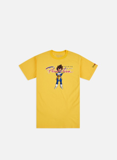 Outlet e Saldi T-shirt a Manica Corta Primitive Dragon Ball Z Nuevo Vegeta T-shirt