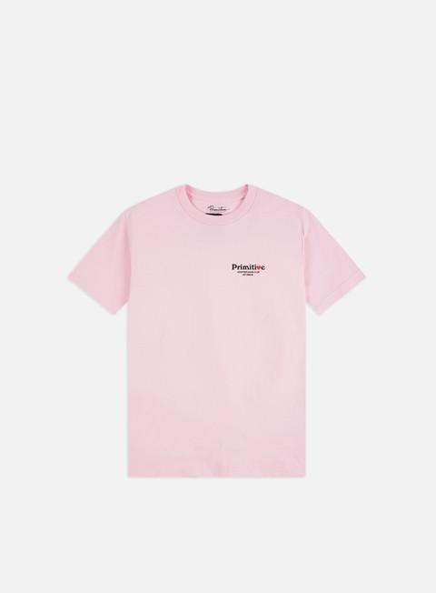 Short sleeve T-shirts Primitive Heartbreakers Club Dirty P Cupid T-shirt