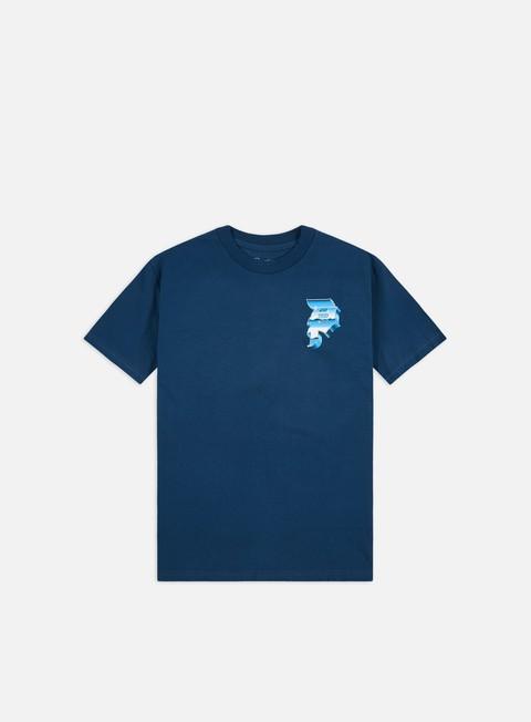 Outlet e Saldi T-shirt a Manica Corta Primitive Heavyweight Dirty P T-shirt