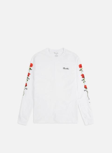 Outlet e Saldi T-shirt a Manica Lunga Primitive Last Dance LS T-shirt