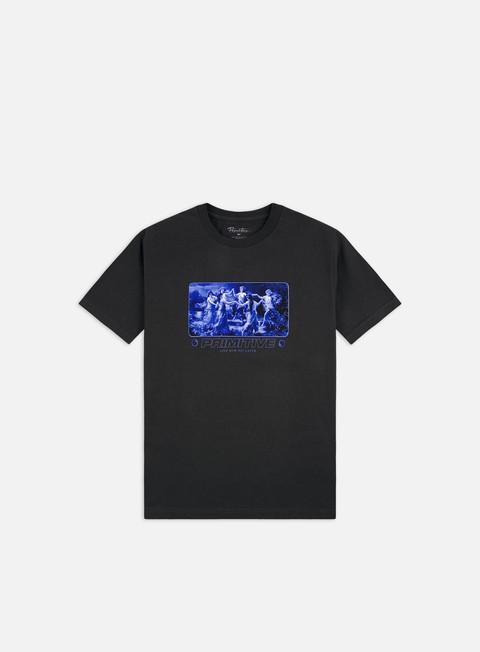 T-shirt a Manica Corta Primitive Live Now T-shirt