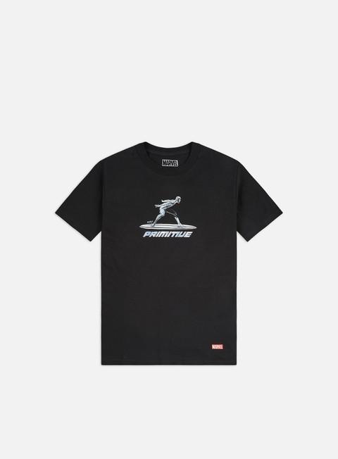 T-shirt a Manica Corta Primitive Moebius Silver Surfer T-shirt