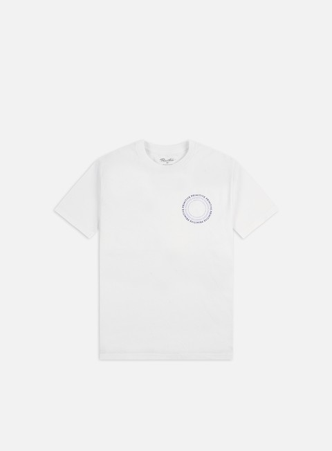 T-shirt a Manica Corta Primitive New Peace T-shirt