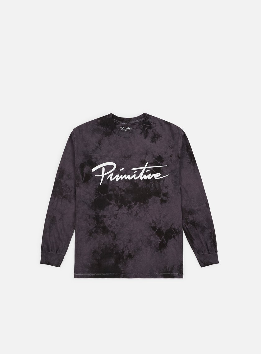 PRIMITIVE Nuevo Crystal Wash LS T-shirt € 32 Long Sleeve T-shirts ... a851c96be