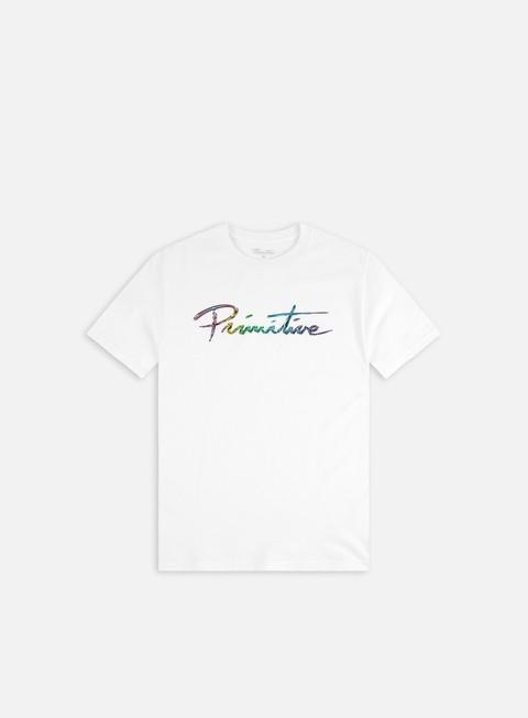 Short sleeve T-shirts Primitive Nuevo Liquid T-shirt