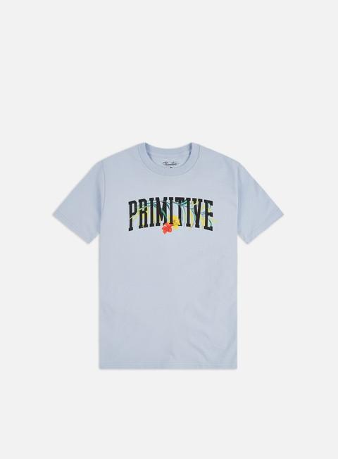 Outlet e Saldi T-shirt a Manica Corta Primitive Palms T-shirt