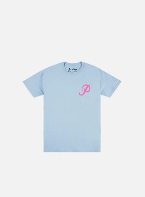 Outlet e Saldi T-shirt a Manica Corta Primitive Rick And Morty Classic P RnM Skate T-shirt