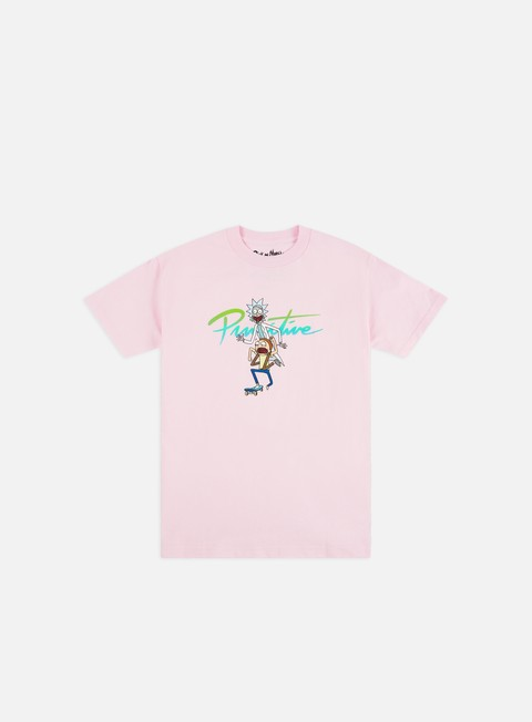 Primitive Rick And Morty Nuevo RnM Skate T-shirt